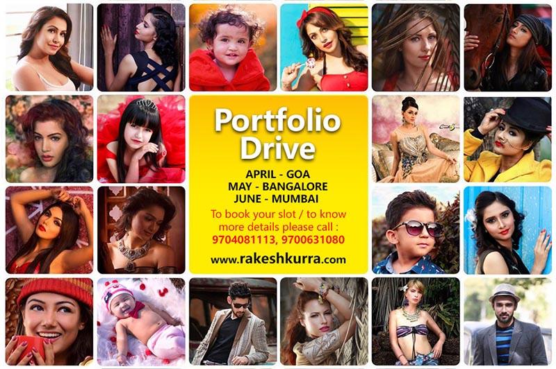 Modelling portfolio drive